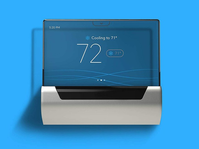 Nest thermostat is down to $199, or save $30 on a crazy thermostat with a see-through touchscreen