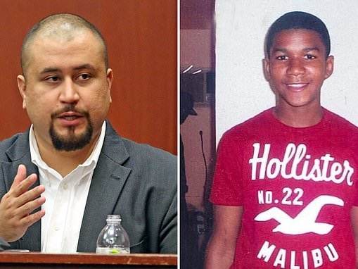George Zimmerman SUES Trayvon Martin's family for $100MILLION