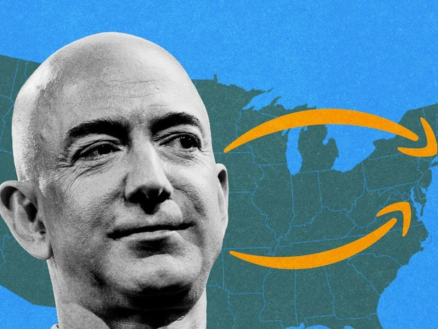 Amazon Held a Yearlong HQ2 Reality Show Just to Pick New York City and Washington, D.C.