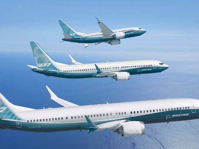 Boeing is going to update the 737 MAX control software that's designed to fix a problem with the way the planes flies (BA)