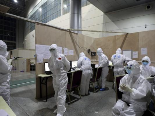 Coronavirus Deaths Outside China Spike As WHO Team Visits Wuhan