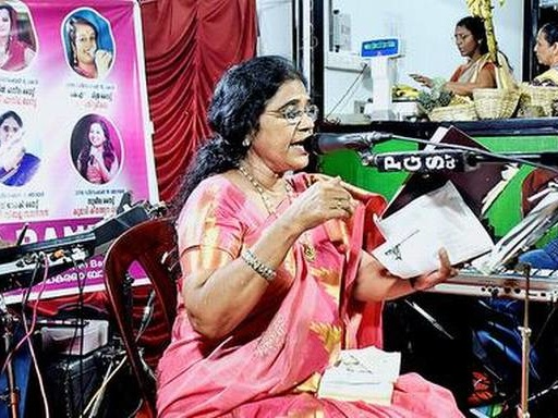 Sangeetha Pookkalam, a tribute to iconic women singers