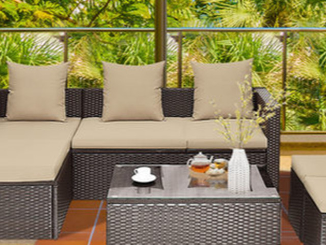 Soak up the sun this season with 10 outdoor furniture deals