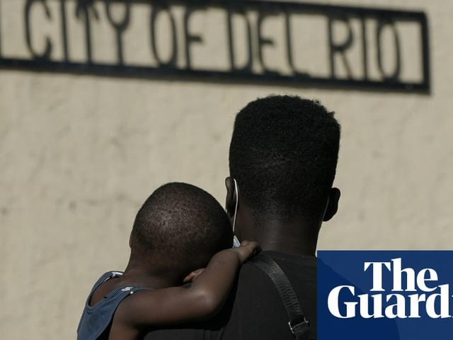 Haiti deportations justified because of Covid, Biden homeland secretary says