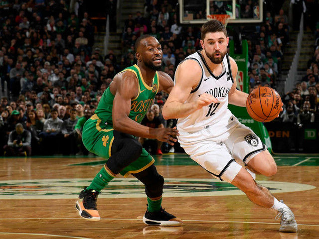 Nets done in by Kyrie Irving's Celtics replacement, Kemba Walker