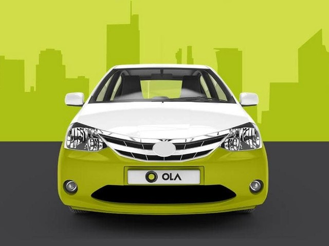 Ola, Uber Suspend Shared Ride Services in India Due to Coronavirus