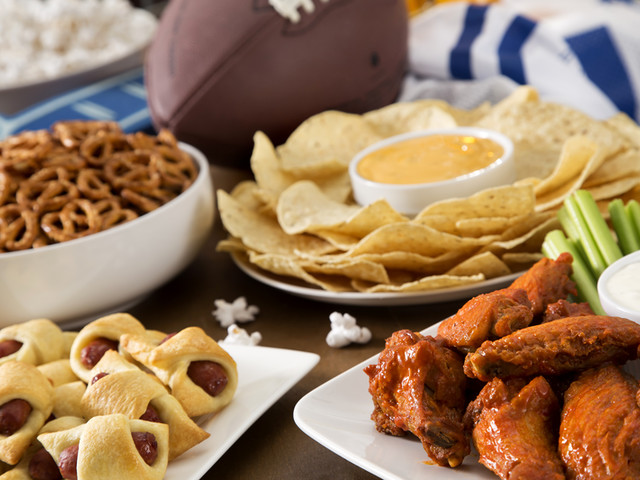 35 Finger Foods for Game Day