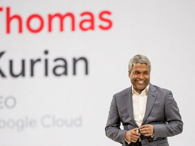 Google Cloud CEO Thomas Kurian has run the Oracle playbook for the last two years. Here's how it's going (GOOG, GOOGL)