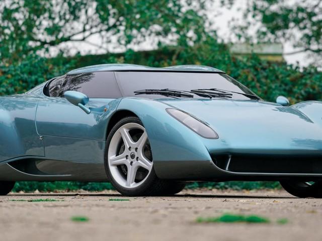 Lamborghini Diablo VT-Based Zagato Raptor One-Off Could Spark A Bidding War