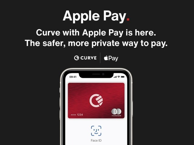 Curve Announces Apple Pay Support for Customers Across Europe