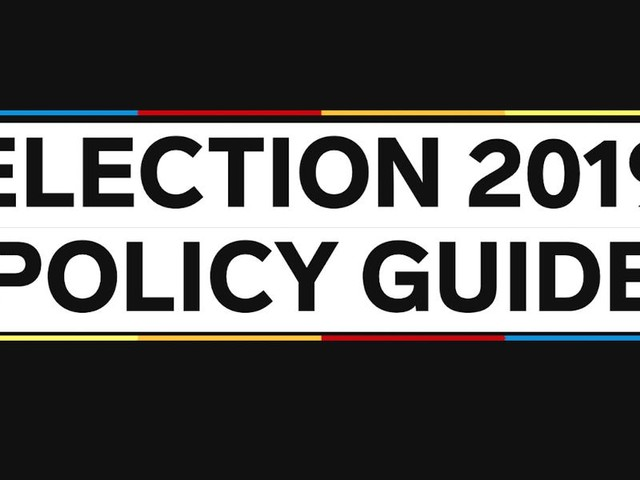 What UK political parties are promising as voters go to the polls in the 2019 general election