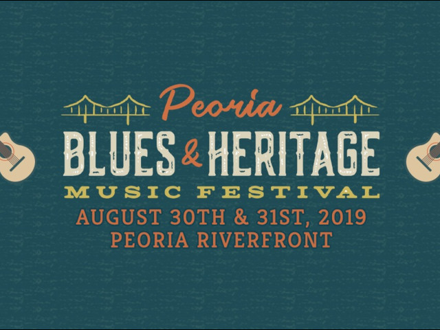 Peoria Blues & Heritage Festival Confirms Initial 2019 Lineup