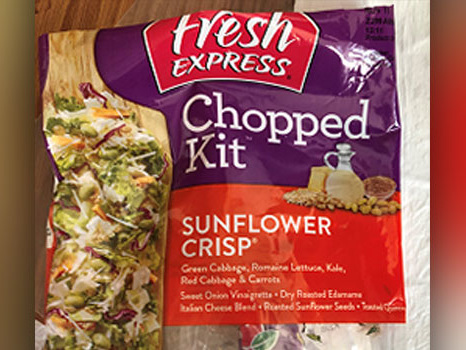 RECALL: Fresh Express Salad Kit for E. coli Fears