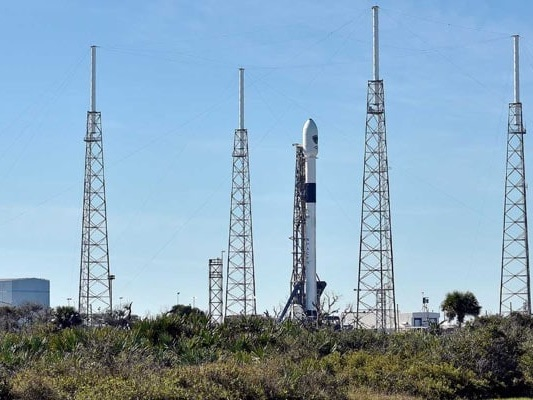 SpaceX Launches 60 Mini-Satellites With Plans For Thousands More