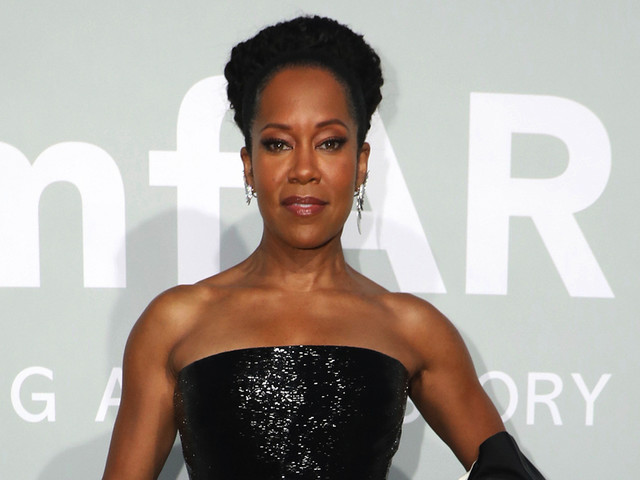 Sunday Best: In a black Schiaparelli gown, Regina King reminds us why we love red carpets