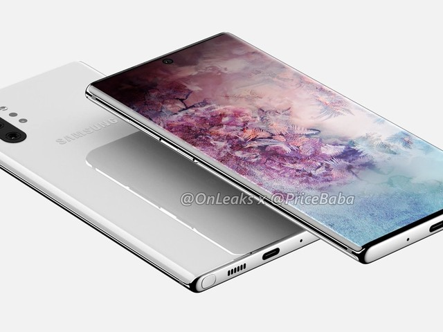 Samsung Galaxy Note 10 Tipped to Sport 'Sound on Display' Technology
