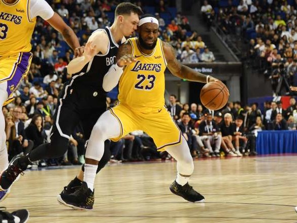 NBA Cancels Lakers and Nets Media Availability For Rest of China Trip
