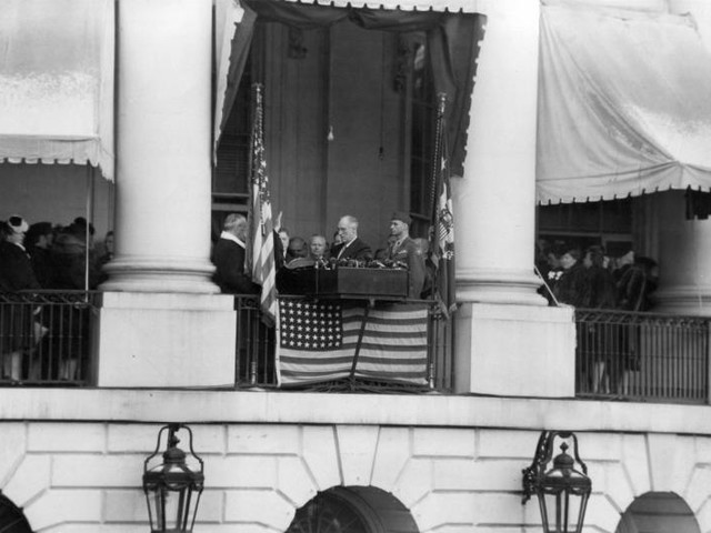 On This Day, Jan. 20: FDR inaugurated for fourth, final term