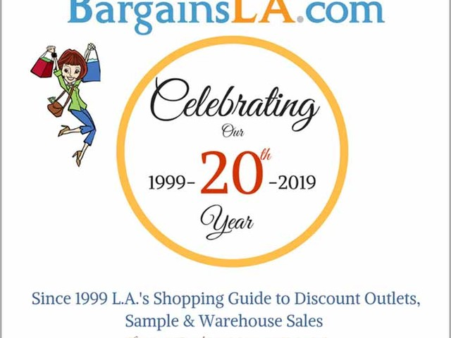 BargainsLA.com, the discount shopping guide to Southern California, publishes their Top Twenty Discount Outlets