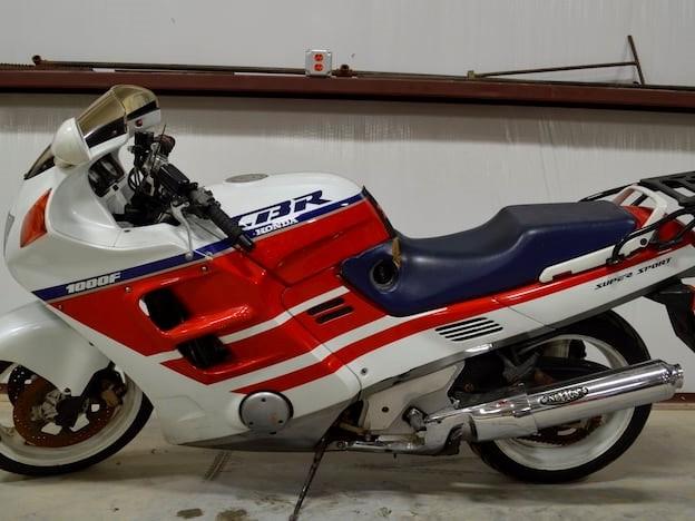 1990 Honda CBR1000
