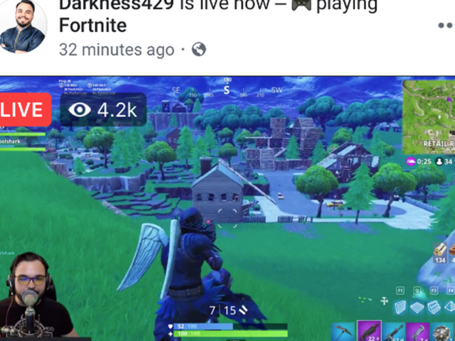 Facebook launches gaming video hub to take on Twitch