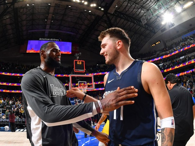 LeBron James vs. Luka Doncic reminded us why we love basketball