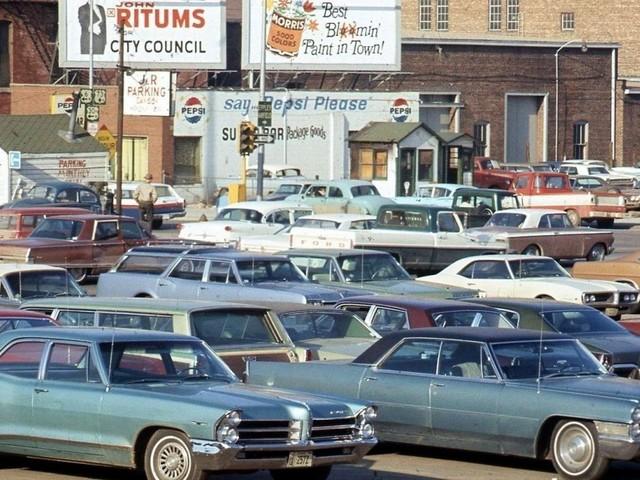 Omaha, Nebraska, 1970s