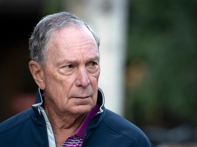 Michael Bloomberg more disliked than any Democratic candidate: poll