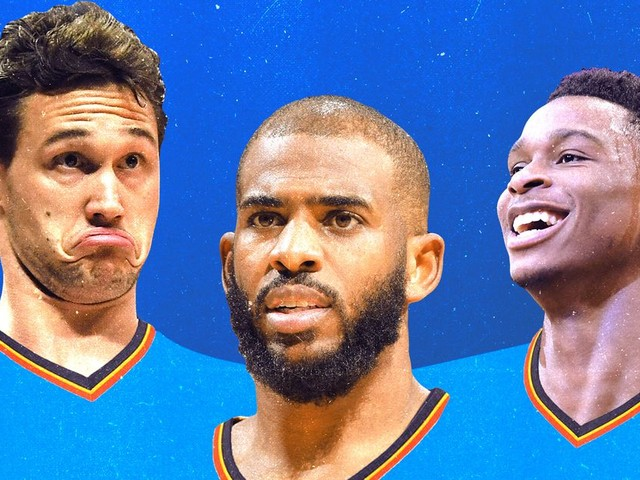 Could the Thunder Make the Playoffs This Season? Why Not?
