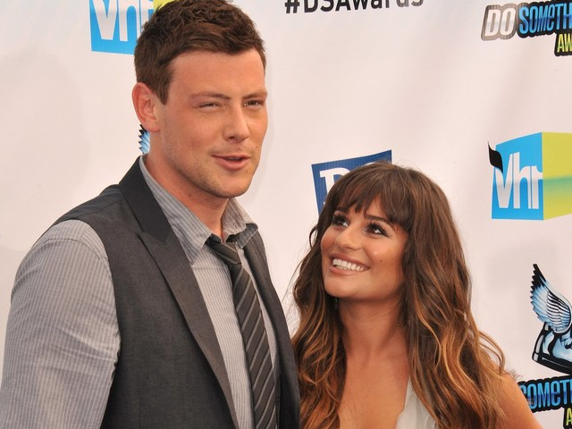 """Lea Michele, """"Glee"""" Castmates Post Tributes To Corey Monteith"""
