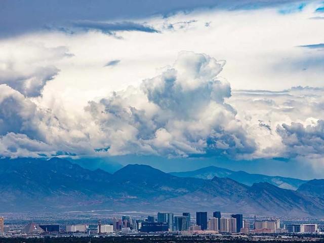Rain expected this week in Las Vegas Valley