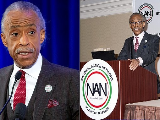 Al Sharpton was paid more than $1M by his OWN charity in 2018