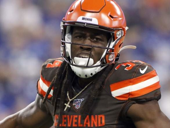 Browns Place Defender on IR Ahead of Bengals Matchup