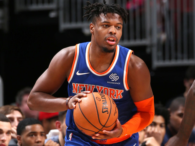 Why G-League isn't an option for Knicks' Dennis Smith Jr.