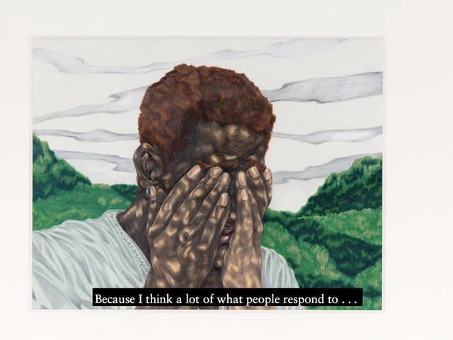 Toyin Ojih Odutola at Jack Shainman Gallery