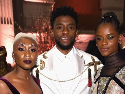 "Letitia Wright Says A Black Panther Sequel Without Chadwick Boseman Would Be ""Strange"""