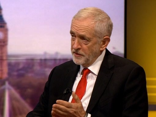 Jeremy Corbyn refuses to say whether Labour's election immigration plans include freedom of movement