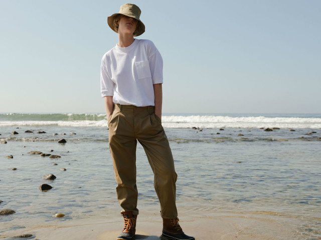 Karla Welch Shakes Things Up at Dockers With Genderless Khaki Collection