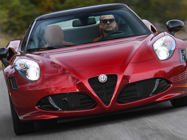 Alfa Romeo 4C Sent Off In Australia With 33 Stradale Tributo Edition