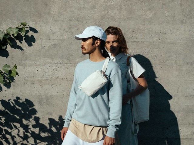 Meet Qwstion, the Swiss brand making premium bags from banana plants