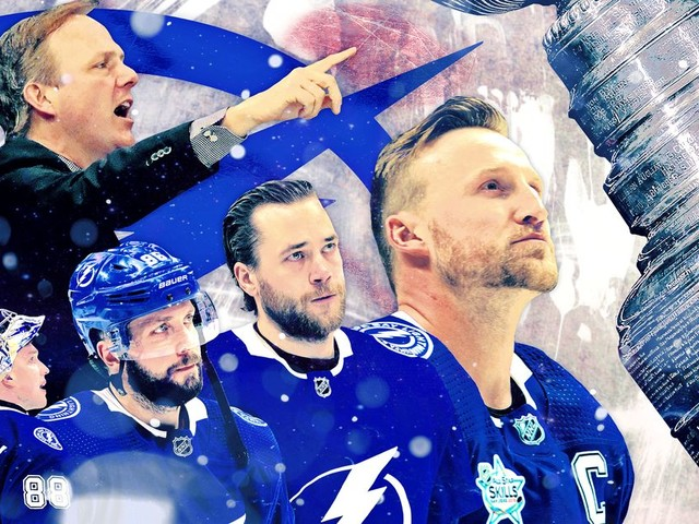 For the Tampa Bay Lightning, Only One Trophy Matters