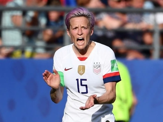 "US Soccer Star Said She Won't Visit White House, ""Disrespect"" Says Trump"