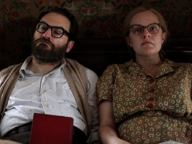 Review: Elisabeth Moss as Shirley Jackson in 'Shirley'