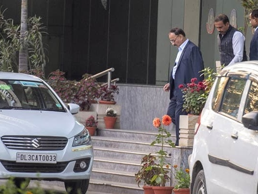 Transferred On Basis Of False, Unsubstantiated Allegations: Alok Verma