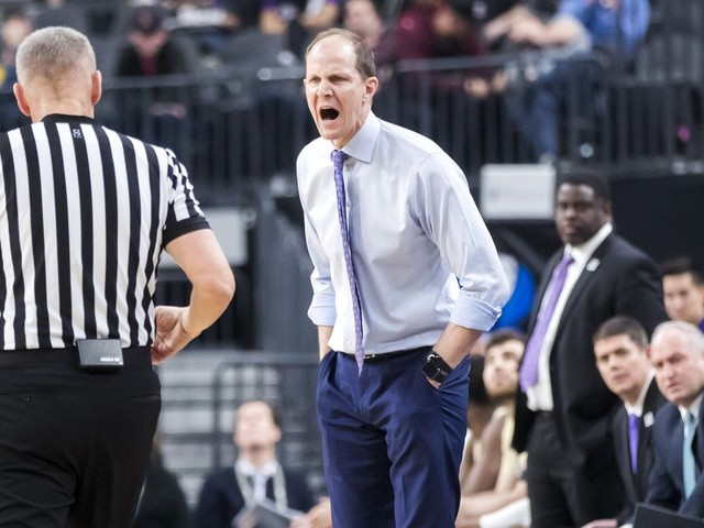 UW's Mike Hopkins believes in the Pac-12. With 3 teams in the Big Dance, can they prove him right?