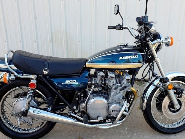 1975 Kawasaki 900