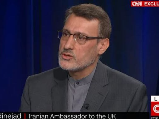 "Iran's UK Ambassador: ""Unfortunately We Are Heading Towards A Confrontation"" With The US"