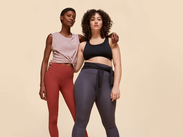 I Tried Everlane's New, Sustainably-Made Workout Legging—Here Are My Honest Thoughts
