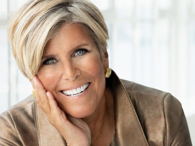 Suze Orman says if there was ever a time to use your credit card, it's now