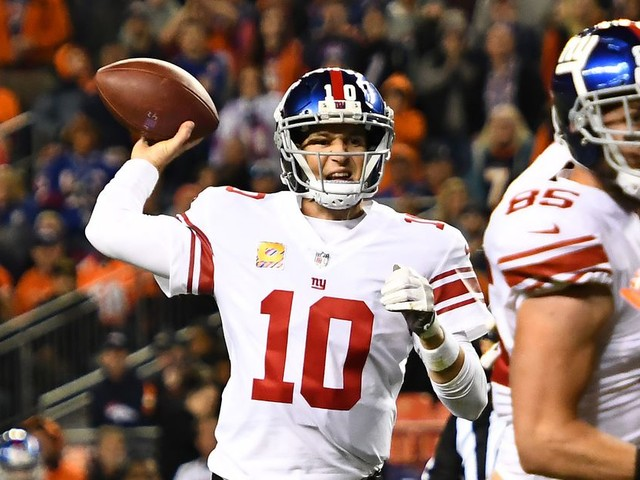 Giants finally got a win! Here's what we learned from it.